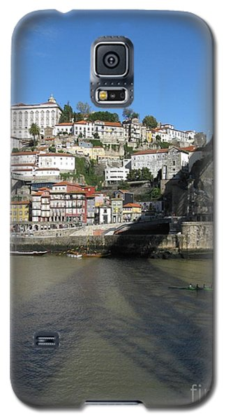 Galaxy S5 Case featuring the photograph Porto by Arlene Carmel