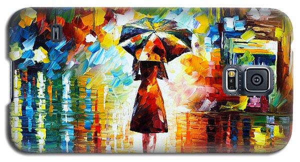 Rain Princess Galaxy S5 Case