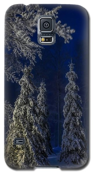 Rib Mountain State Park Snow Galaxy S5 Case