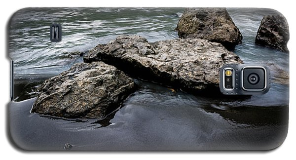 Rocks In The River Galaxy S5 Case