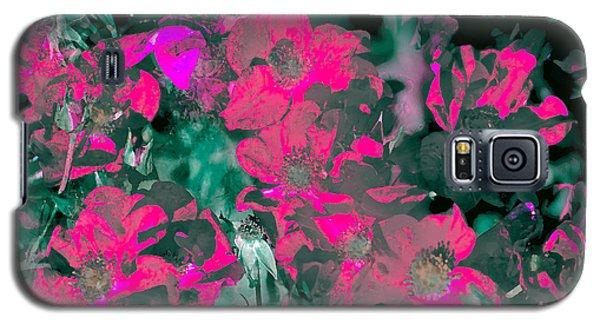 Rose 72 Galaxy S5 Case