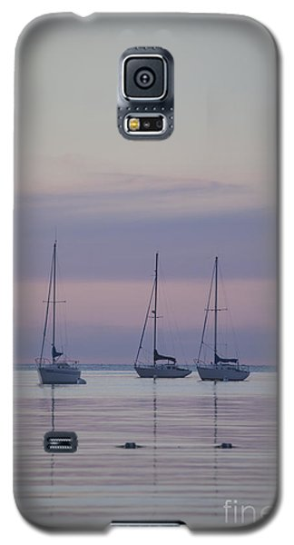 3 Sailboats Galaxy S5 Case