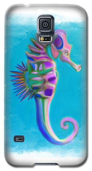 The Pretty Seahorse Galaxy S5 Case