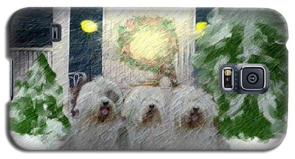 3 Sheepdogs Galaxy S5 Case