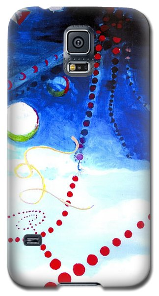 Space Motion Galaxy S5 Case by Rod Ismay