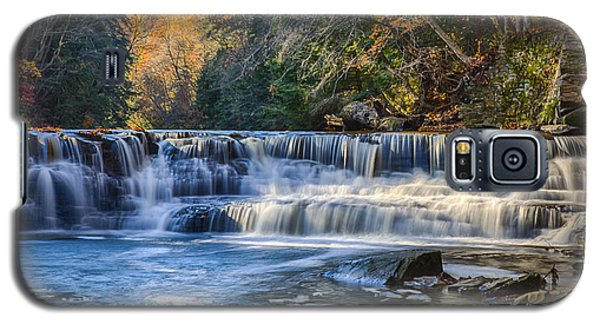 Squaw Rock - Chagrin River Falls Galaxy S5 Case