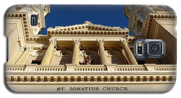 St. Ignatius Catholic Church Galaxy S5 Case