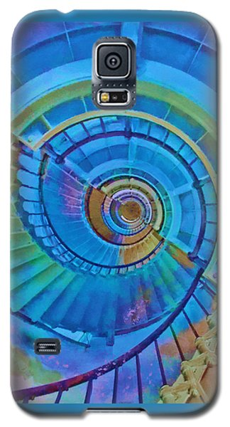 Stairway To Lighthouse Heaven Galaxy S5 Case