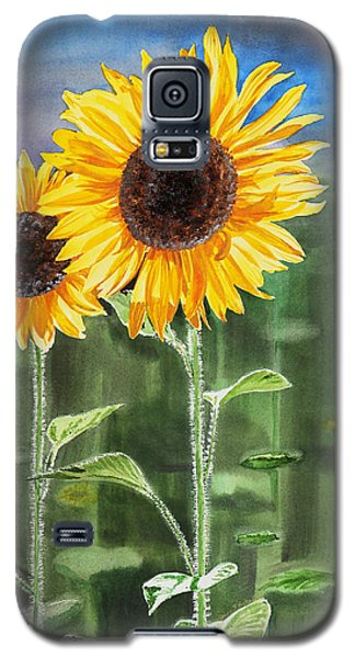 Sunflowers Galaxy S5 Case