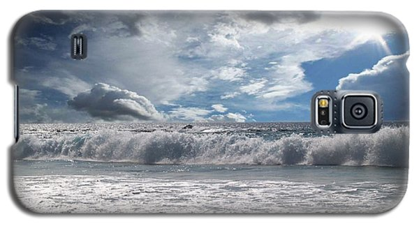 Sunlight Galaxy S5 Case by Athala Carole Bruckner