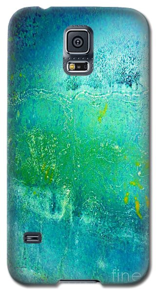 Tao Chi Galaxy S5 Case by Amar Sheow