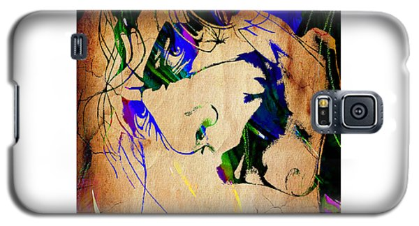 The Joker Heath Ledger Collection Galaxy S5 Case