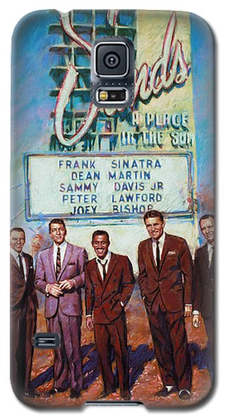 The Rat Pack Galaxy S5 Case