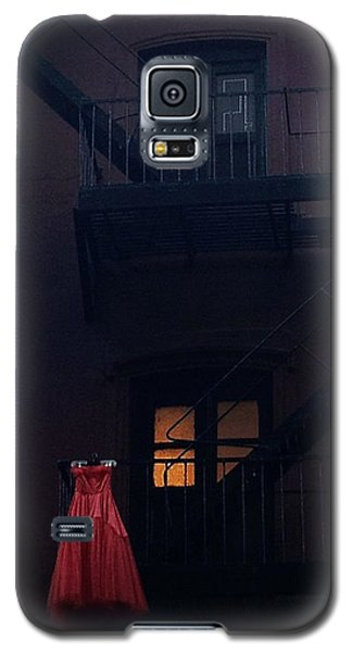 The Red Gown Galaxy S5 Case