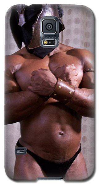 Galaxy S5 Case featuring the photograph The Roman Gladiator by Jake Hartz