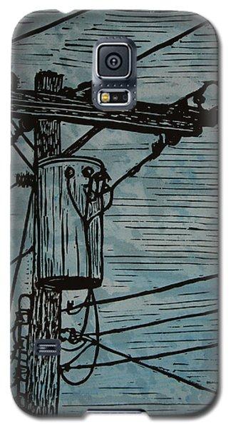 Transformer Galaxy S5 Case