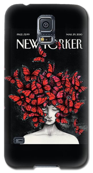 New Yorker March 29th, 2010 Galaxy S5 Case