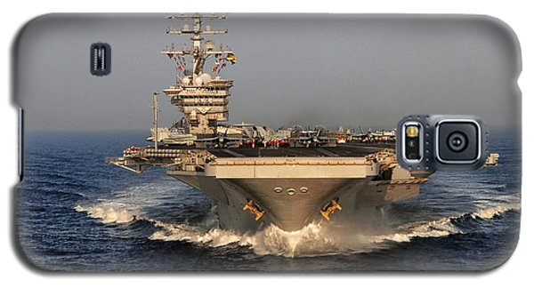 Uss Dwight D. Eisenhower Galaxy S5 Case
