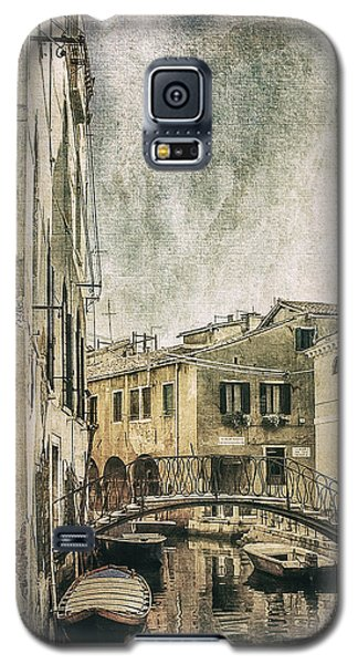 Venice Back In Time Galaxy S5 Case