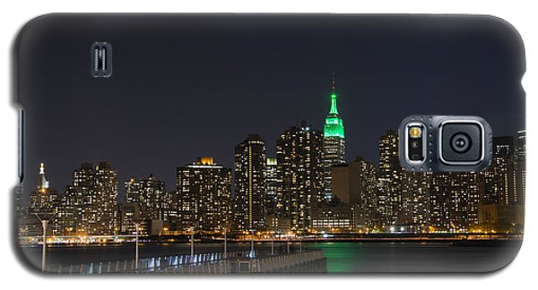 View From Gantry Plaza State Park Galaxy S5 Case