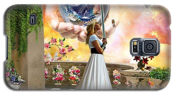 Warrior Bride Galaxy S5 Case