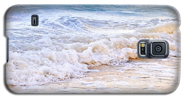 Waves Breaking On Tropical Shore Galaxy S5 Case