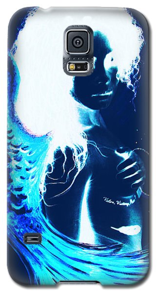 When Heaven And Earth Collide 1 Galaxy S5 Case