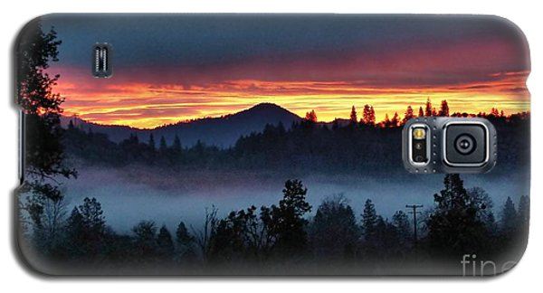 30 Min Before Sunrise Galaxy S5 Case