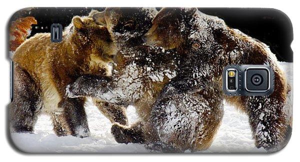 300 Pound Playmates Galaxy S5 Case