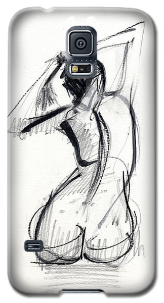 Nudes Galaxy S5 Case - Rcnpaintings.com by Chris N Rohrbach