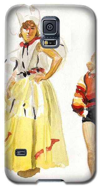 Swiss Miss Galaxy S5 Case