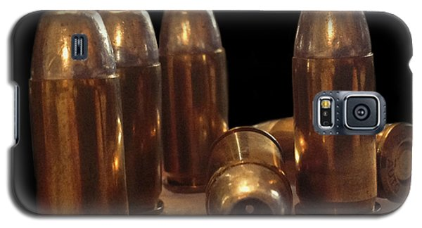 Bullet Art 32 Caliber Bullets 3514 Galaxy S5 Case