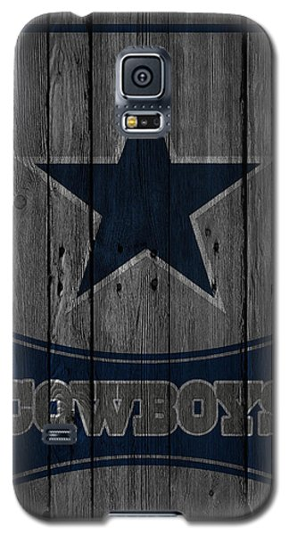 Dallas Cowboys Galaxy S5 Case by Joe Hamilton