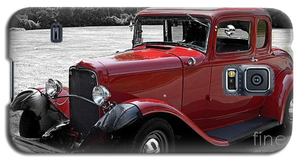 32 Ford Coupe Charmer Galaxy S5 Case