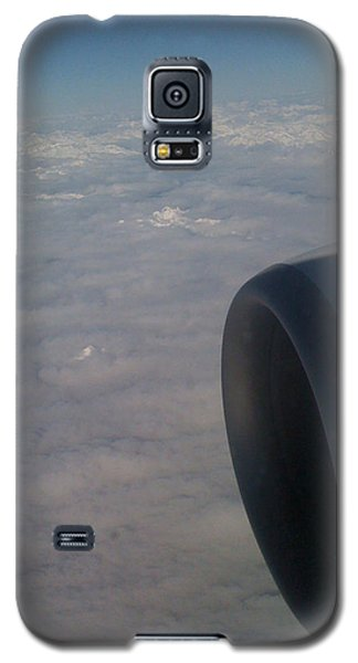 Galaxy S5 Case featuring the photograph 33000 Feet by Mark Alan Perry