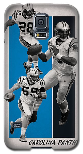 Carolina Panthers Galaxy S5 Case