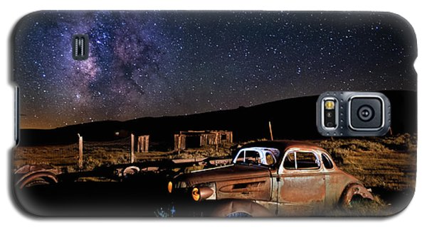'37 Chevy And Milky Way Galaxy S5 Case