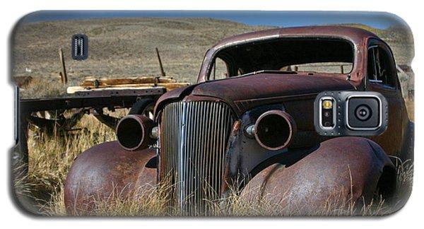 '37 Chevy In Bodie Galaxy S5 Case
