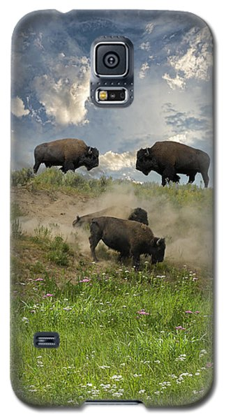3703 Galaxy S5 Case by Peter Holme III