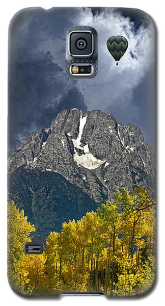 3740 Galaxy S5 Case by Peter Holme III