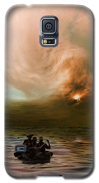 3769 Galaxy S5 Case by Peter Holme III