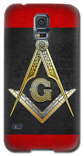 3rd Degree Mason - Master Mason Masonic Jewel  Galaxy S5 Case