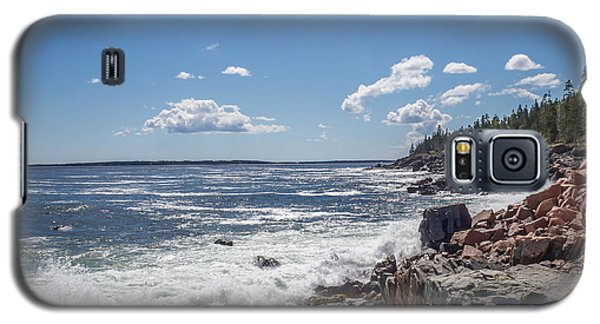 Galaxy S5 Case featuring the photograph Acadia National Park by Trace Kittrell