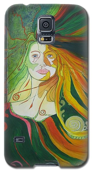 Alter Ego Galaxy S5 Case by Diana Bursztein