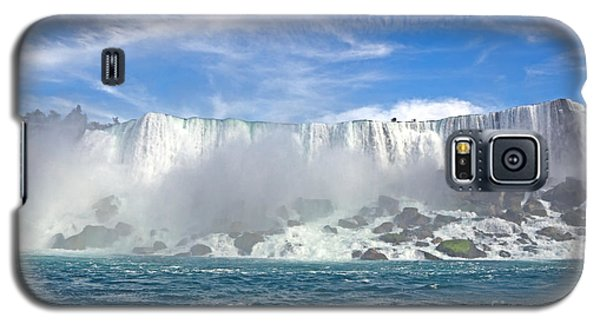 American Falls Galaxy S5 Case by Charline Xia