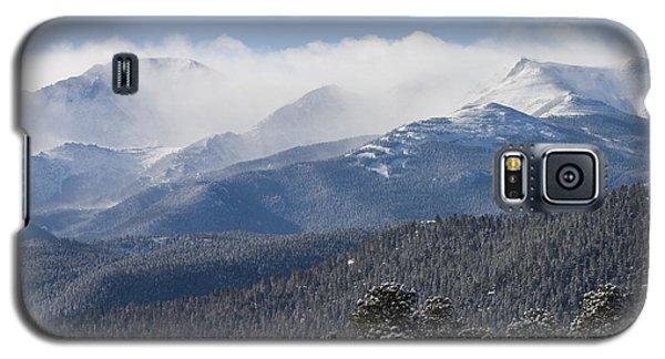Blizzard Peak Galaxy S5 Case