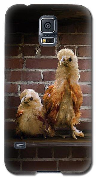 4. Brick Chicks Galaxy S5 Case