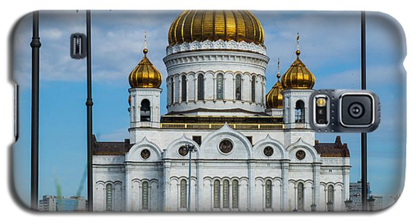 Cathedral Of Christ The Savior Of Moscow - Russia - Featured 3 Galaxy S5 Case by Alexander Senin