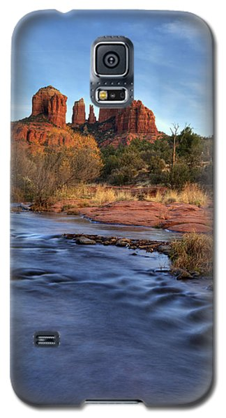 Cathedral Rocks In Sedona Galaxy S5 Case