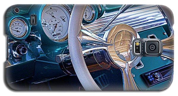 Chevy 1957 Bel Air Galaxy S5 Case by Elena Nosyreva
